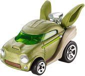 Hot Wheels Star Wars Samochodzik Yoda