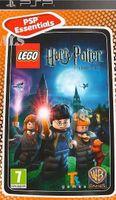 LEGO Harry Potter Years 1-4 PSP Nowa