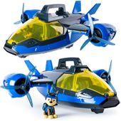 Spin Master Psi Patrol Samolot Patrolowiec Misja + figurka Chase'a