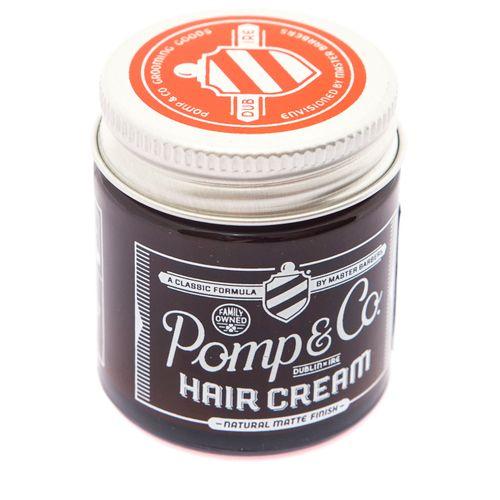 Pomp & Co. Hair Cream matowa pasta pomada do włosów 28 g na Arena.pl