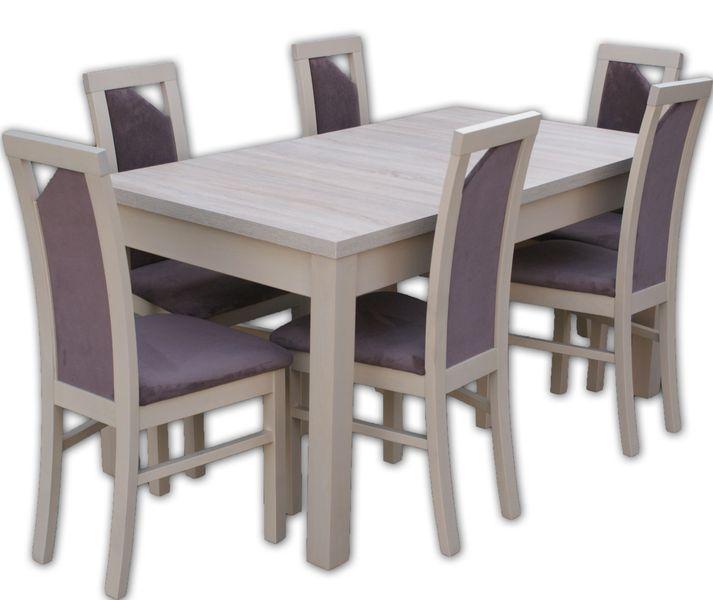 Krzesła I Stół Zestawy Do Jadalni Salonu Kuchni