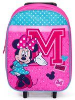 Torba walizka na kółkach Minnie Mouse Licencja Disney (088-9423)