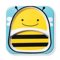 Talerz Zoo Pszczoła Skip Hop