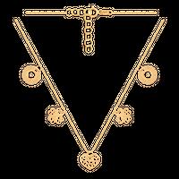 naszyjnik złoto 585/14k