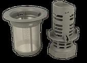 Mikrifiltr sitko filtr do zmywarki Bosch Siemens 00615079 zdjęcie 1