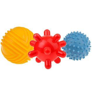 Piłki sensoryczne AM Tullo 3szt 453
