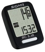 Licznik SIGMA BC-5 16 przewodowy 2016