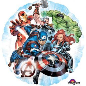 Bukiet balonów foliowych Avengers 5 szt zdjęcie 5