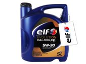 ELF EVOLUTION FULL-TECH FE SOLARIS DPF 5W30 5L