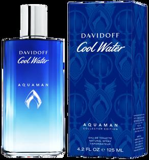 Davidoff Cool Water Aquaman Collector Edition Woda toaletowa 125ml