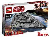 LEGO 75190 Star Wars - Niszczyciel gwiezdny Najwyższego Porządku
