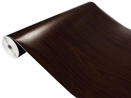Folia Okleina Samoprzylepna Meblowa Drewno KASZTAN WENGE 45x50 C62