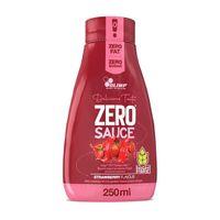 Olimp Zero Sauce 250ml Truskawka