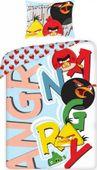 Pościel licencyjna ANGRY BIRDS 160x200