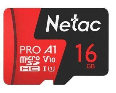 Karta pamięci Netac 16GB SDHC NT02P500PRO-016G-R