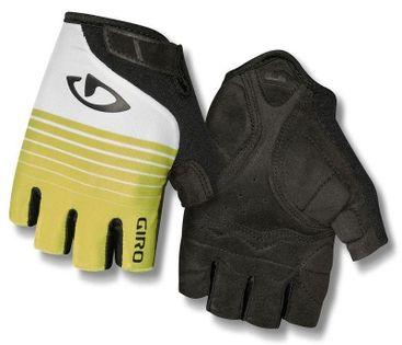 Rękawiczki męskie GIRO JAG krótki palec citron green roz. XXL (obwód dłoni od 267 mm / dł. dłoni od 211 mm) (NEW)