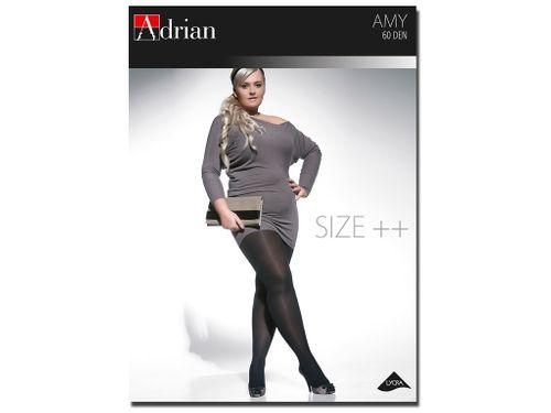 Rajstopy Amy Adrian 60 den size plus 7 Plum na Arena.pl