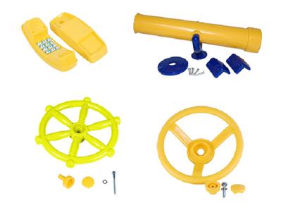 Zestaw dla dzieci ster kierownica teleskop telefon