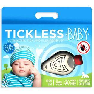 Tickless Baby odstraszacz kleszczy - Beżowy