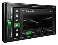 Radio samochodowe PIONEER MVH-A210BT 2DIN LCD- Mikrofon