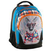 Plecak szkolny młodzieżowy pies paso