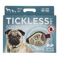 Tickless Pet odstraszacz kleszczy dla psów - Beżowy