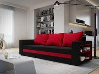 Kanapa Sofa Łóżko Sydney z półkami