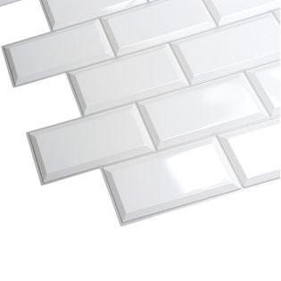 Panele Ścienne 3D PCV Kafle Mozaika, GREY SEAM