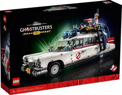 LEGO CREATOR Pogromcy duchów ECTO-1 10274