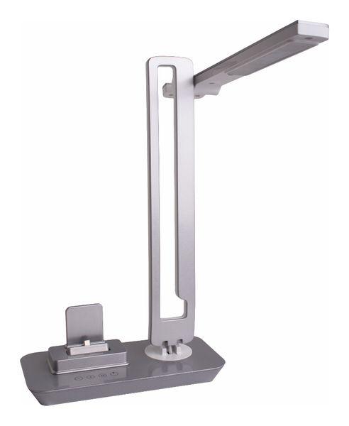 Lampka biurkowa LED 7W FUTURA stacja dokująca micro USB + port USB zdjęcie 1