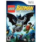 LEGO Batman The VideoGame Nintendo Wii