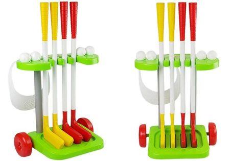 Gra Golf 2 Na Wózku 11 elementów 52711