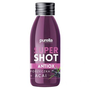 Supershot Antiox Purella Superfoods, 60Ml