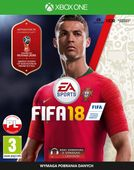 FIFA 18 2018 XBOX ONE PL + World Cup Russia ! 24H