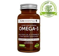Igennus OMEGA-3 z D3 cholekalcyferol kwasy EPA DHA