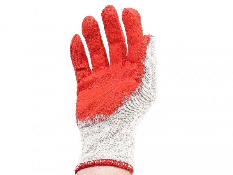 Rękawice robocze do ogrodu 9L zdjęcie 2