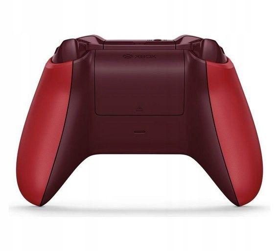 NOWY Oryginalny kontroler Pad Xbox One S Red czerwony zdjęcie 6
