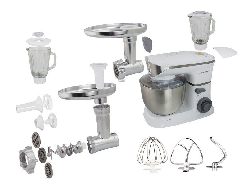 Robot planetarny wielofunkcyjny 3w1 Esperanza Cooking Master EKM025 zdjęcie 4