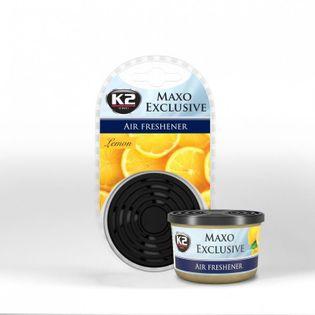 K2 Maxo Exclusive zapach LEMON  W miejsce na kubek