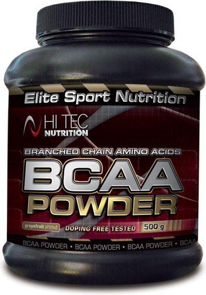 HI TEC BCAA POWDER 500g BCAA W PROSZKU !! zdjęcie 1