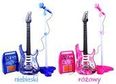 Gitara elektryczna dla dzieci Mikrofon Wzmacniacz IN0018 zdjęcie 10