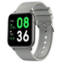 Smartwatch Rubicon RNCE57 srebrny TERMOMETR