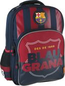 Plecak szkolny FC BARCELONA FC-77 + GRATIS