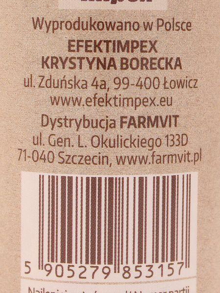 Olej z żywokostu z gojnikiem - Farmvit - 100ml zdjęcie 2