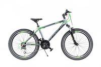 Rower chłopięcy 24 Kands Leopardo GRAFITOWO-SELEDYNOWY MAT 2020 r.