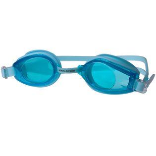 Okulary pływackie AVANTI Kolor-Okulary - 02 - jasnoniebieski / jasnoniebieskie szkła