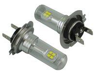 żarówka LED H7 8 Cree dzienne mijania 12v 24v kpl 2 szt