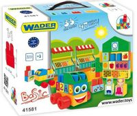 Klocki Middle Blocks - 33el. WADER 41581