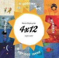 4 x12 Audiobook Marcin Brykczyński