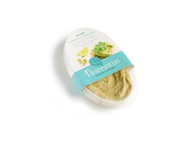 Hummus z kolendrą i sokiem z cytryny bezglutenowy BIO 170 g - FLORENTIN